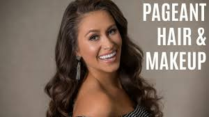 pageant hair and makeup how to book an artist dani walker