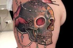 Best 24 Skull Tattoos Design Idea For Men And Women Tattoos Art Ideas