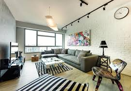 Small Picture 5 Things This Industrial Chic HDB Flat Does Differently Home