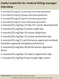 Medical Billing Resume Samples Simple Top 48 Medical Billing Manager Resume Samples