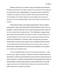 Sample Literary Analysis Essay High School Hamlet