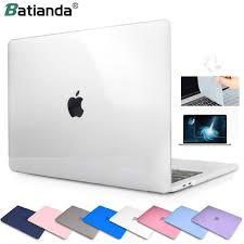 Online Shop <b>Crystal</b> Frost Clear Hard Rubberized <b>Laptop Case</b> + ...