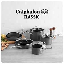 Calphalon Cookware Comparison Chart Calphalon Classic Reviews Prudent Buyers Guide