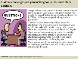 top 10 sales clerk interview questions and answers sales clerk jobs