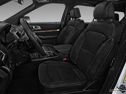 2017 ford explorer front seat