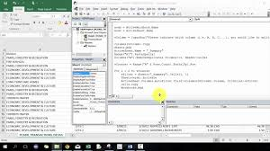 Introduction To Excel Vba Module 13 Automatically Split Rows
