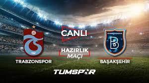 Trabzonspor Başakşehir maçı canlı izle! A Spor TS Başakşehir maçı canlı  skor takip! - Tüm Spor Haber