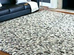 pebble wool rug dunelm how to make a felted beautiful designer rocks rugs 8 best stone