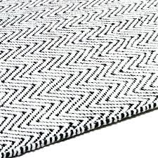 black and white geometric rug round canada colours harrietta