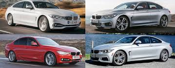 Comparo: BMW 4 Series Gran Coupe vs 3 Series Sedan (F30) and 4 ...