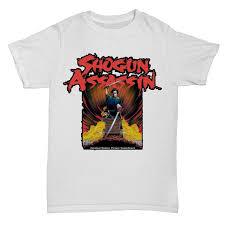 80s T Shirt Design Shogun Assassin Movie Film Japanese Chinese Retro Mens 80s T Shirt Print T Shirt Men Harajuku Top Tee Anime Simple Tee Shirt Design Mens Shirt From