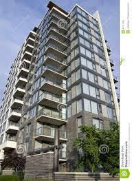 Modern Apartment Building Stock Photo Image 44111781