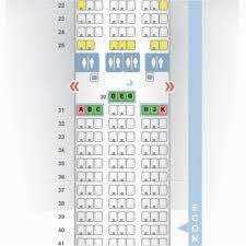 Air Canada 777 300er Seat Map Secretmuseum