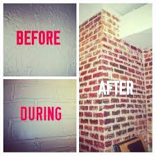 faux brick wall painting faux brick wall joint compound and paint the link below to