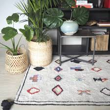 machine washable moroccan style rug nadoor
