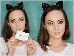 easy cat makeup tutorial 10