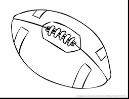 Small Picture Surprising american football ball coloring pages with soccer