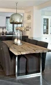 what do you think of this wood table wooden tablesmodern rustic dining