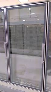 beautiful used hussmann glass door supermarket coolers and freezers in stock