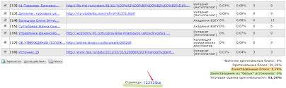 Повышение оригинальности в Антиплагиате ру Антиплагиате ВУЗ etxt  2016 10 30 00 22 47