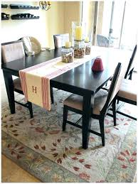 dining table rug rug for round dining table dining table rug kitchen table rug dining room