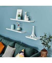 welland floating shelves white floating