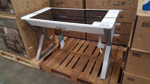 costco standing desk white writing that looks like a huge iphone 149 2