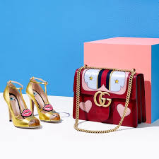gucci bags and shoes. gucci molina metallic leather lips t-strap pumps bags and shoes