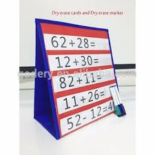 Tabletop Pocket Chart Tabletop Pocket Chart Classroom Tool Desktop Pocket Charts And Stand With Dry Erase Card Dry Erase Marker Buy Tabletop Pocket