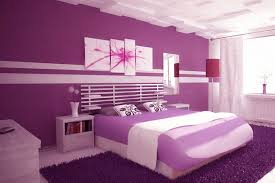 purple wall bedroom designs