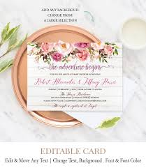 Baby Shower Invitations Template Rustic Coed Baby Shower Invitation Template N6