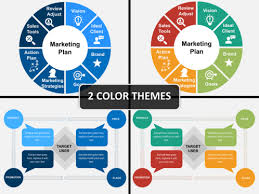 Marketing Plan Ppt Example Best Marketing Plan Powerpoint Template Inagent Info