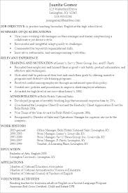 Esl English Teacher Resume Sample Of For And Writing Best Teaching