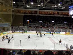 Erie Otters Hockey Picture Of Erie Insurance Arena