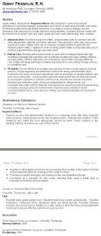How To Make A Nursing Resume Gorgeous Resume Sample For Nursing Student