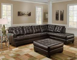 brown leather sectional couches. Medium Size Of Sofa:leather Couch With Chaise Lounge Comfy Sectional Seating 2 Brown Leather Couches