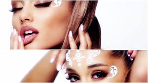 ariana grande break free inspired makeup tutorial missjessicaharlow you