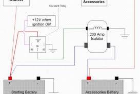 p ha dual battery isolator wiring diagram wiring diagram and my por 15 dual battery ranger forums the ultimate