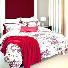 cherry blossom bedding comforter set comforters queen