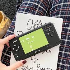 Ốp Điện Thoại Hình Tay Cầm Chơi Game Siêu Đáng Yêu Cho Iphone 11 Pro Xs Max  Ix Xr I 7 I 8 Plus chính hãng 95,500đ