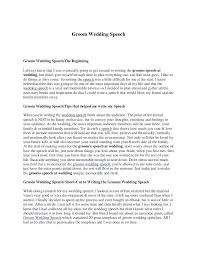 Best Man Speech Template Template Groom Speeches Template Sample ...