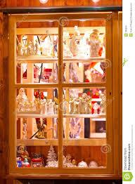 Systemfenster Mit Weihnachtsdekoration Fenster Mit