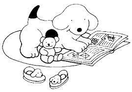 Dribbel Kinder Kleurplaten Boek