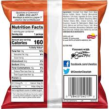 amazon cheetos crunchy cheese flavored snacks 1 ounce pack of 104