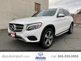 It has five of them now, and this is one of. Used 2018 Mercedes Benz Glc Class Glc300 4matic For Sale In Roselle Nj 07203 Dk Auto Imports Llc