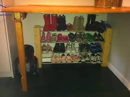 How To Build A Shoe Rack Diy Shoe Rack Stay At Home Daddy