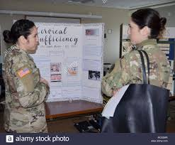 Capt Gabrielle Quintero One Of The Nurses Currently Enrolled In