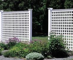 vinyl lattice fence panels. 6 Ft Lattice Fence - The 6\u0027 Hollow Vinyl Forms A Handsome, Panels E