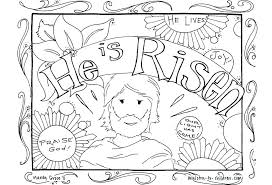 Christian Easter Coloring Pages Easter Coloring Pages Religious Plus