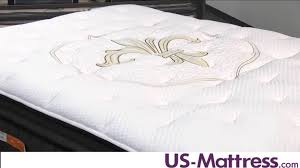 stearns and foster pillow top. Stearns \u0026 Foster Lux Estate Point Montara Plush Euro Pillowtop Mattress - YouTube And Pillow Top R